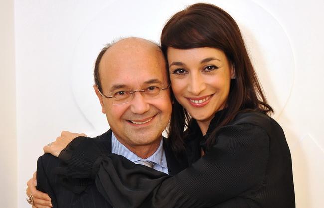 Toni Mascolo and his daughter Sacha Mascolo-Tarbuck